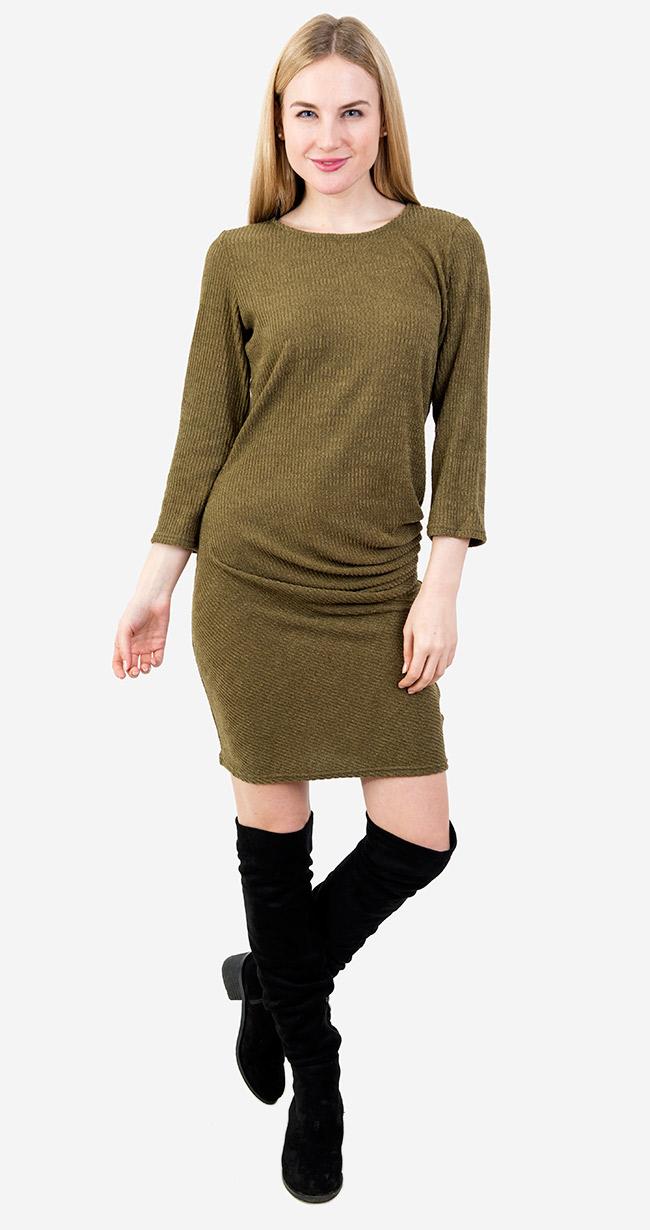 1455530623_Gathered_Side_Seam_Midi_Dress_1.jpg